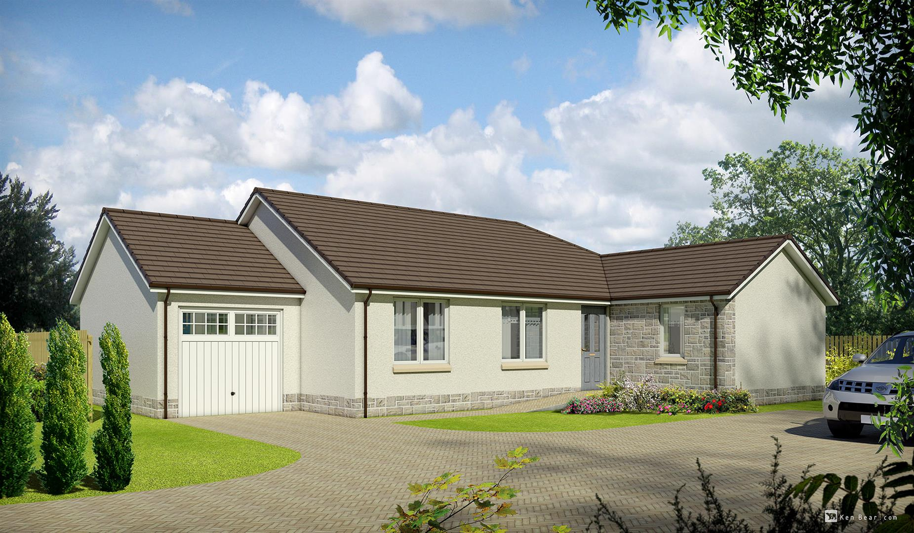 Plot 111 The Caitrin Hayfield Brae